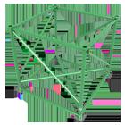 داربست مثلثی ( اسکافلد )